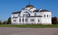 Brest 14 (Alexxx1979) Tags: city autumn church september brest belarus 2014      brestfortress     fortresschurchofsaintnicholasinbrest