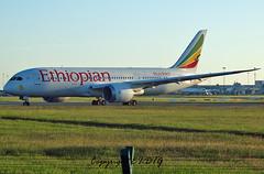 Boeing 787-8 ET-ASI Ethiopian (EI-DTG) Tags: dublin boeing dub dublinairport ethiopian planespotting b787 dreamliner collinstown aircraftspotting boeing787 eidw runway28 etasi 23jun2015