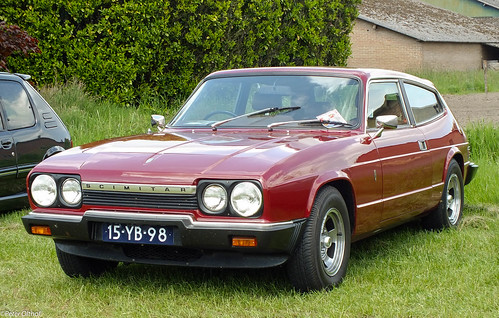 1976 Reliant Scimitar GTE Automatic