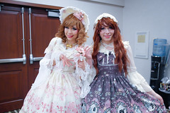 Mechacon 2015 (MintyMix) Tags: show new baby anime floral fashion stars one orleans louisiana shine bright princess lolita convention op bouquet piece bonnet brand maiden juno oath sleeves junos 2015 btssb mechacon