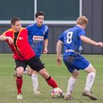 Stop Out v Petone FC 32