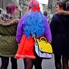 I Need Some Colour in My... (thephilosopherstoned) Tags: girls portrait costume candid streetphotography documentary colourful brightlycolored documentaryphotography colouredhair uploaded:by=flickstagram instagram:photo=1002936562232784881311672236