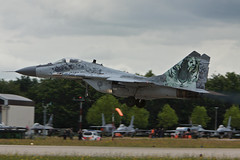 Slovak MiG-29 (nxgphotos) Tags: gilzerijen luchtmachtdagen slovakairforce mikoyanmig29asfulcruma