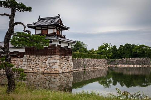 Zamek w Hiroshimie