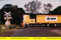 BHP Port Kembla (alcogoodwin) Tags: english electric train steel australia trains nsw locomotive coal locomotives steelworks illawarra rollingstock portkembla kembla