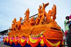 """Lodge Nangrong Lodge Nangrong Buriram Phanomrung,  """"ร่วมสืบสานวัฒนธรรมไทยในวันเข้าพรรษา ปี2558"""""""