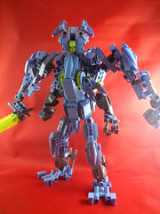 Sword at side (donuts_ftw) Tags: lego technic bionicle android mecha