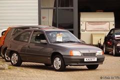 1989 Opel Kadett E 1.6i CS (NielsdeWit) Tags: ede explore opel kadett nielsdewit frankeneng