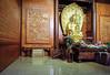 Big Wild Goose Pagoda-5660 (kasiahalka (Kasia Halka)) Tags: unescoworldheritagesite giantwildgoosepagoda bigwildgoosepagoda buddhistpagoda tangdynasty 652 morningbell godofwealth xuanzang xian china