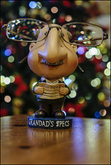 Specs stand (David Gilson) Tags: spectacles glasses stilllife statue fuji fujifilm xseries xe2s