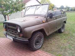UAZ 469 (Vehicle Tim) Tags: uaz pkw car geländewagen allrad 4x4 4wd military militär armee army russia russland eisenschwein