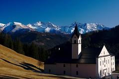 Maria Waldrast (docoellerson) Tags: tirol austria landscape alps mountains church religion zillertal monastery pilgrimage