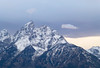 Classic mountain (plethora4834) Tags: nature outside carwindow moutain tetons grandtetons snow rock geology