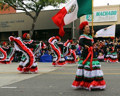 Escuela Secundaria Tecnica Industrial No. 3, Buhos Marching Band (Prayitno / Thank you for (12 millions +) view) Tags: konomark tor tournament roses rose parade young hs highschool sexy latina teen beauty beautiful girl girls mexican mexico flag bandera outdoor justwalking marching traditional dress costume cloudy day pasadena la los angeles ca california smileplease