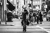 Smooth Walking (Mario Rasso) Tags: sanfrancisco california girl mariorasso nikond810 blackandwhite blackwhite airplane woman