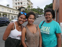 Local's in Suva, eager to ask what my plans were next. So they showed me around for the next 30minutes!