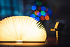 Time for class (matthew_image) Tags: school class books book glow light lights lamp danbo danboard bokeh sony a7 nikon nikkor 50mm 12 f12 hk hongkong hong kong lightroom