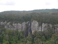 Rainbow Falls, Springbrook National Park P1020260 (benhosg) Tags: waterfall springbrooknationalpark