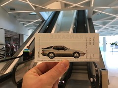 A visit to the Porsche Museum, my second time!