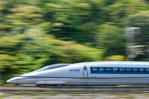 Shinkansen(Bullet train) Type 500