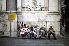 L'amico Pasquale (santagatapaolo) Tags: photography italy canon capua ambulante pasquale