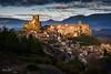 Frias (Roberto Graña) Tags: atardecer burgos castillo frias medieval pueblo merindades castilla luz paisaje light castle sunset spain