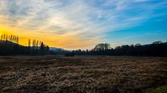 Gif sur Yvette (landrebeatrice) Tags: paysage landscape coucher de soleil