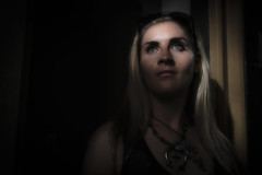 Miss TR (Ranford Stealth) Tags: fujixpro1 fuji23mmf2 woman beauty portrait fremantle moody light shadow emotion