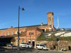 Kilmarnock- 21-01-2017 (agcthoms) Tags: scotland ayrshire kilmarnock station railways