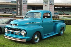 Road Kings Car Show 2016 (USautos98) Tags: 1952 ford pickuptruck hotrod streetrod custom