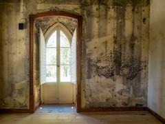 'Interiors' (Canadapt) Tags: building interior doorway workinprogress wall construction sunlight sintra portugal canadapt
