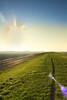IMG_4849-1 (Andre56154) Tags: deutschland germany easternfriesland himmel sky sonne sun dyke deich