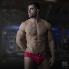 Saeed Farhat NFM (TerryGeorge.) Tags: saeed farhat nfm edits natural fitness models abs six pack workout athletic muscle underwear ripped body arms 6pack teamm8 toned