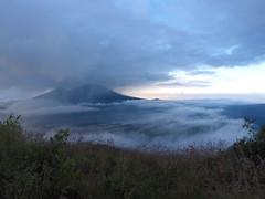 Montée du volcan Batur