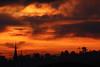 The roof, the roof is on fire (HIADA) Tags: city sunset shadow orange silhouette atardecer colombia manizales sunsets ciudad silouette negative cielo atardeceres silueta negativo caldas hiada fabricaatardeceres