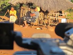 Camera in Zambia