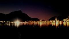 Lagoa. Rio de Janeiro. (luiz2031) Tags: riodejaneiro night nightshot sony ngc mobil corcovado smartphone