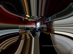 6/10/2015 Distortion Restaurant @Lunch (Bruce Tang 74) Tags: distortion lunch restaurant nokia distorted surreal icon unreal lumia