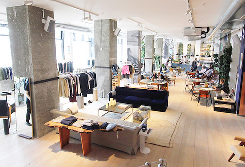 The Store Soho House Berlin overall layo by currystrumpet, on Flickr