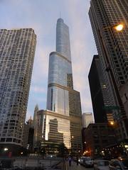 Trump International Hotel & Tower - Chicago (Mark 2400) Tags: chicago tower hotel international trump