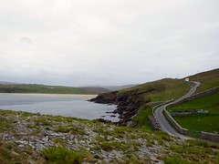 Looking South from the shore station (nz_willowherb) Tags: see scotland tour visit shetland unst to shorestation go