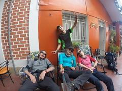 Photo de 14h - Trek de Santa Cruz terminé, a la douche ! (Huaraz, Pérou) - 30.06.2014