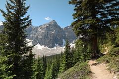 Eiffel Lake Hike Alberta Canada (davebloggs007) Tags: lake canada 4th july eiffel hike alberta 2015