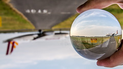"""Germanwings in a glass ball • <a style=""""font-size:0.8em;"""" href=""""http://www.flickr.com/photos/125767964@N08/19419518378/"""" target=""""_blank"""">View on Flickr</a>"""