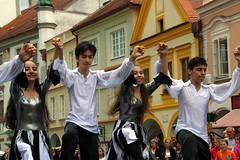 14.7.15 Ceska Pohadka in Trebon 58 (donald judge) Tags: festival youth dance republic czech south performance bohemia trebon xiii ceska esk mezinrodn pohadka pohdka dtskch mldenickch soubor