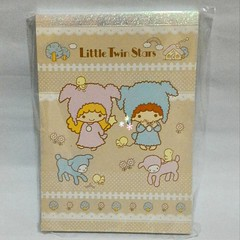 #littletwinstars #kikilala #sanriocharacters #sanrio #notebook #notepad #dairy #schedulebook #datebook #stationery #kawaii (icecubesy) Tags: notebook diary sanrio stationery notepad twinstars littletwinstars datebook schedulebook kikilala vintagesanrio kikirara sanriocharacters