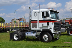 Mack MH612 Tractor (Trucks, Buses, & Trains by granitefan713) Tags: tractor mack coe vintagetruck cabover macktruck antiquetruck aths trucktractor athsnationalconvention mackmh mh612 mackmh612 athsyork