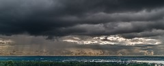 Bad summer (pierre.osbeck) Tags: city sky rain weather clouds nikon sweden country tamron jnkping d800 lightroom 2470mm