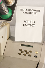 IMG_4177 (Embroidery Warehouse) Tags: emc melco 10t tewh theembroiderywarehouse theembroiderywarehouseinc melcoemc10t