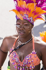 DTN_3248r (crobart) Tags: carnival costumes woman toronto girl lady mas breasts pretty tits place boobs hooters band grand exhibition parade suit bikini masquerade caribbean bathing swimsuit caribana 2015